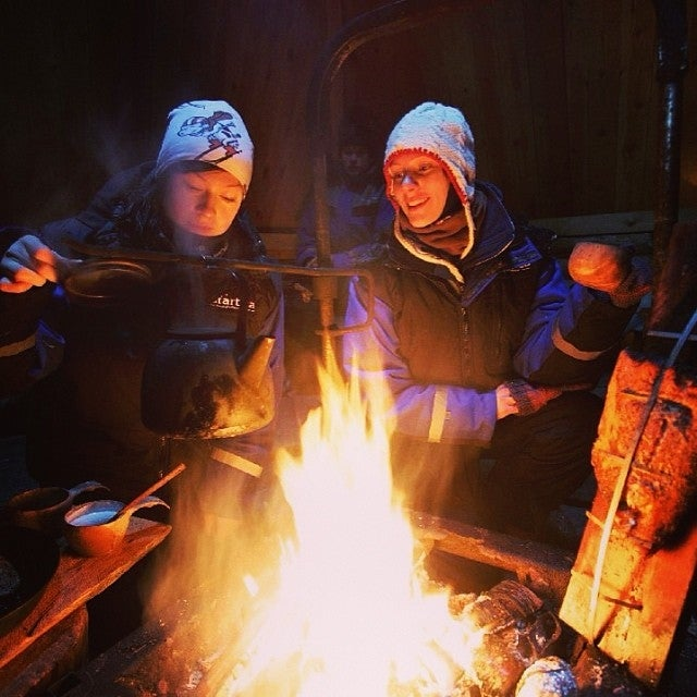 Lapland gastronomy