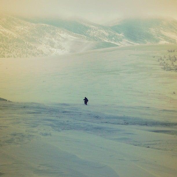 Montañas de Laponia
