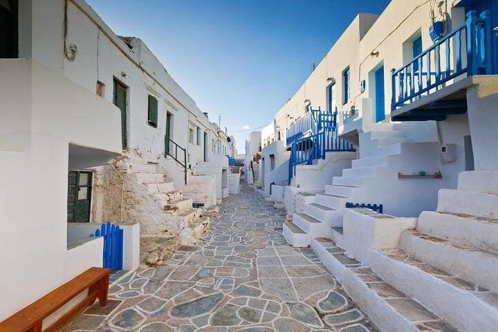 Folegandros - Grécia