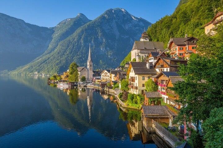 Hallstatt - Áustria