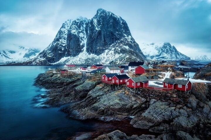 Reine - Noruega