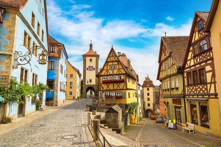 Rothenburg Ob Der Tauber - Alemanha