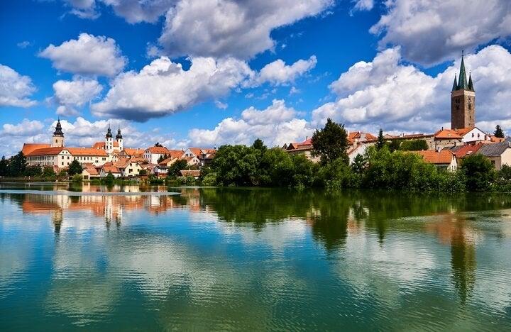 Telč - República Checa