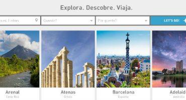 Viajar é cada vez mais fácil com a aplicação domingo! da eDreams