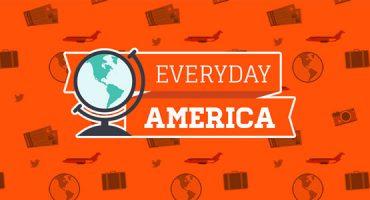 Ganha prémios também no Twitter com #EverydayAmerica