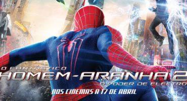 Ganha uma viagem a Nova York com o Fantástico Homem-Aranha 2