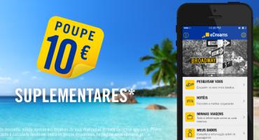 Paga menos pela tua reserva com a app da eDreams para iPhone