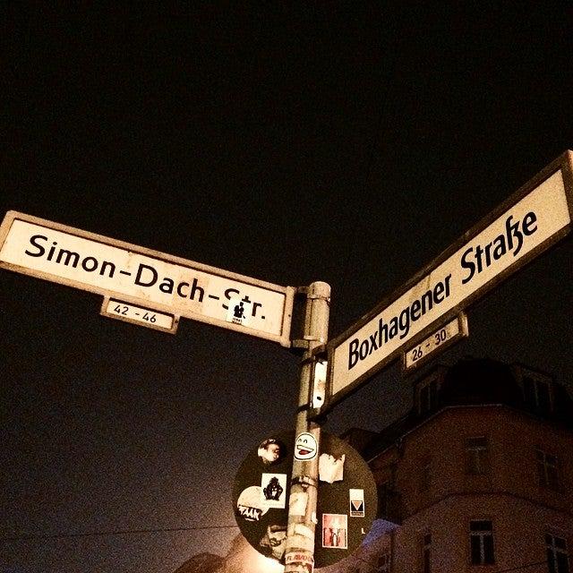 Friedrichshain berlim