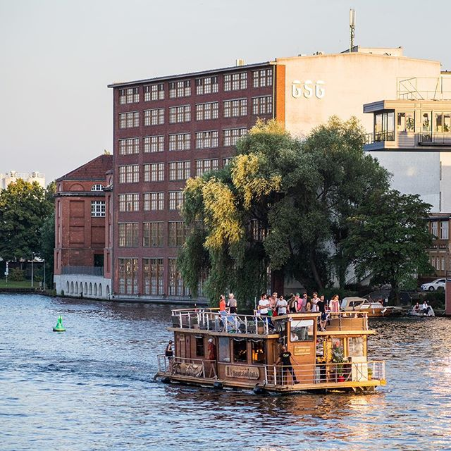 cruzeiro no rio spree