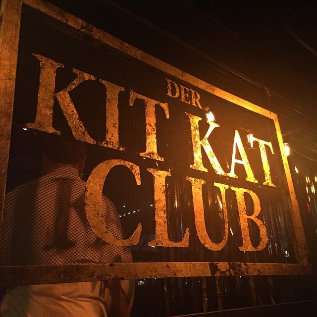 kitkat club, berlim
