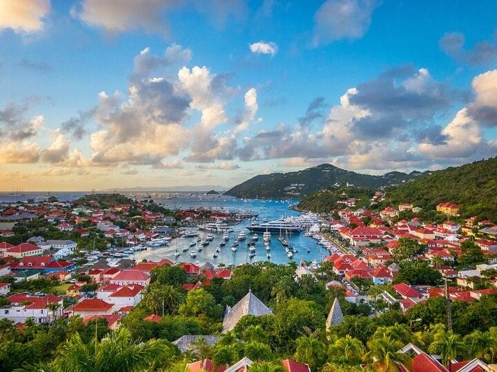 Saint Barths - Caraíbas - ferias celebridades