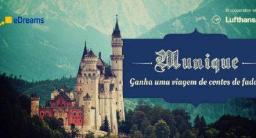 Ganha uma viagem a Munique para duas pessoas