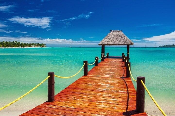 ilhas fiji - ferias celebridades