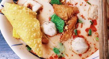 A melhor comida de rua da Tailândia em imagens