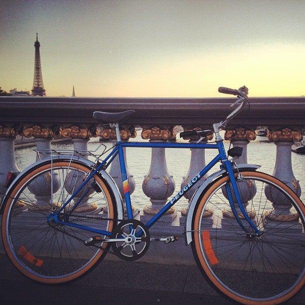 bicleta paris