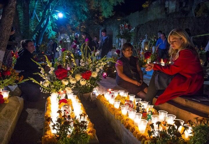 mexico halloween - dia das bruxas