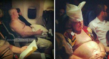 #PassengerShaming. Como evitar ser um passageiro incómodo no avião