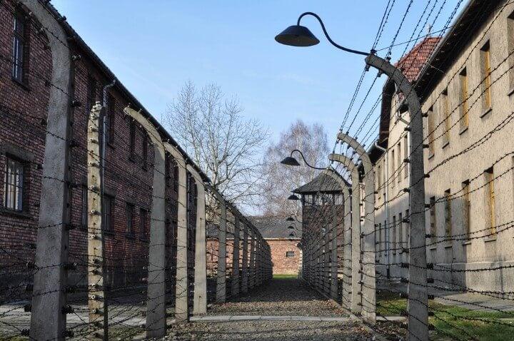 Auschwitz campo de concentração