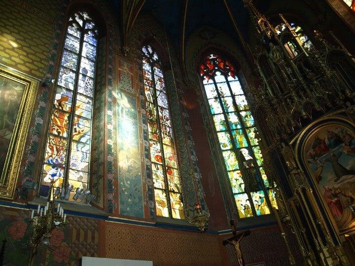 Igreja de San Francesco - cracóvia