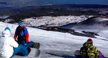 Os lugares mais insólitos para esquiar