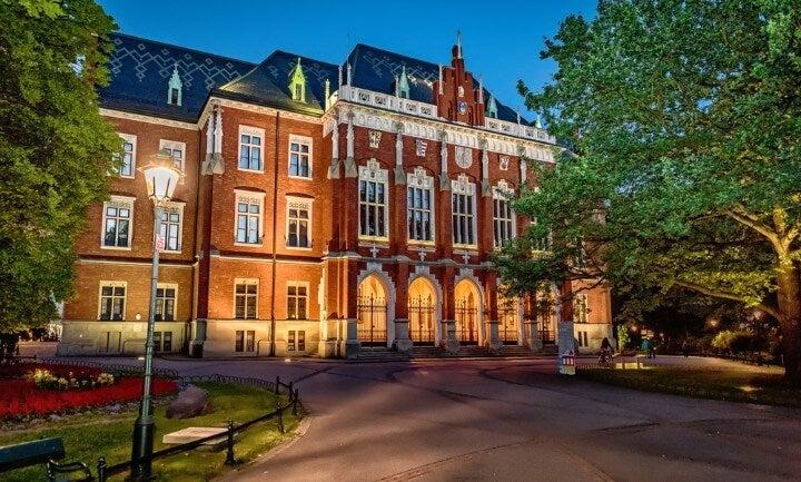 Universidade Jagiellonian - cracóvia