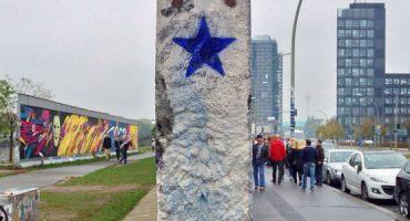 Berlim celebra os 25 anos da caída do muro