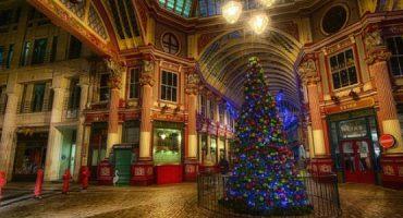 As melhores atividades para desfrutar do Natal em Londres