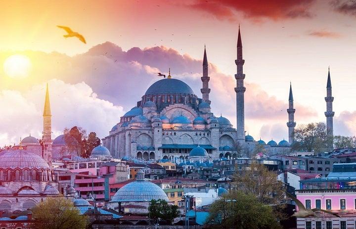 passagem de ano -istanbul