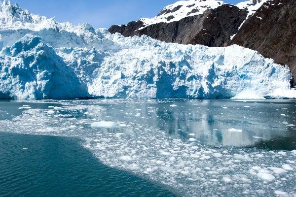 Glaciar Hubbard, Alasca