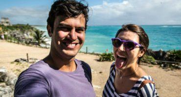 Entrevista a Leo e Rachel: o casal que viaja de carro pelo mundo