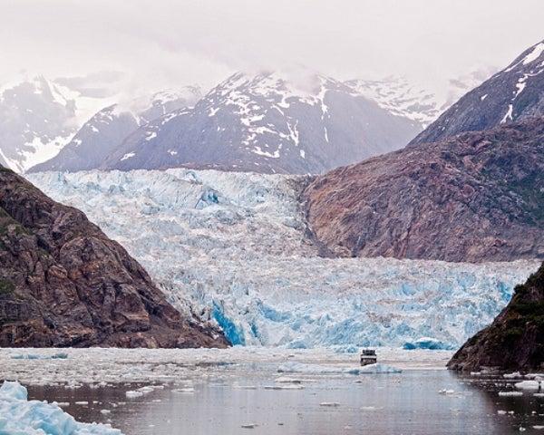 Glaciar Sawyer, Alasca