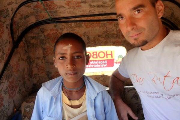 João Leitão Etiópia