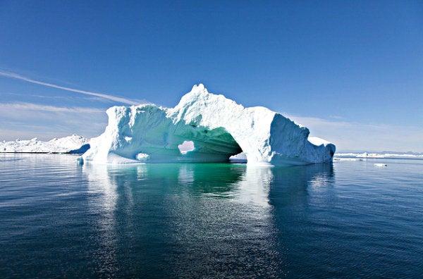 Glaciar Ilulissat, Gronelândia