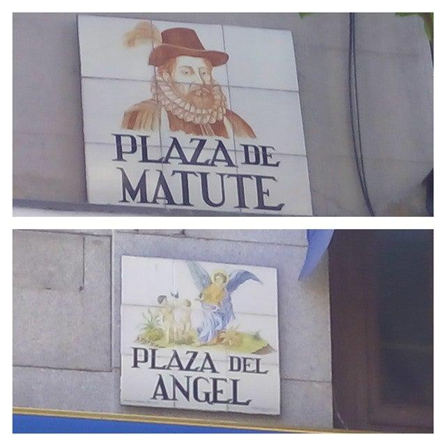 passeios literários Madrid