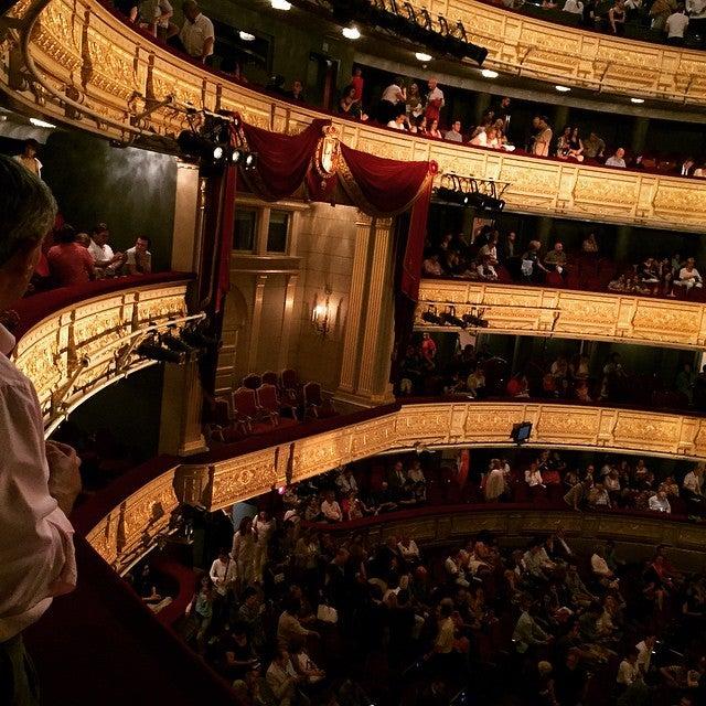 ópera madrid