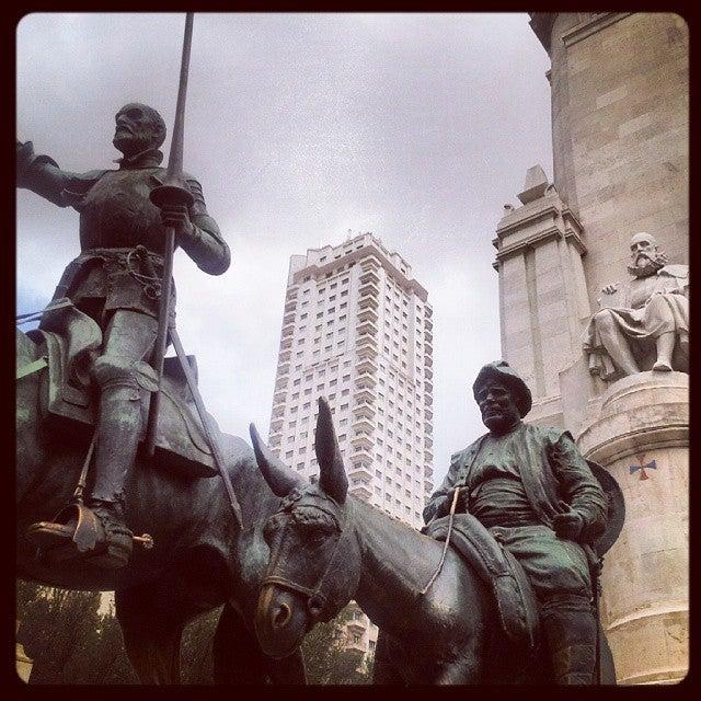 fotografia com D.Quixote