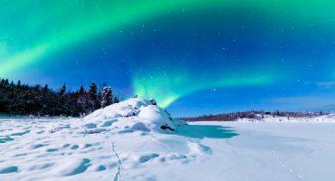 Auroras boreais: onde e quando as podes ver?
