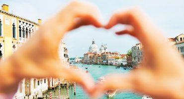 Sabes quais são os 10 lugares mais românticos do mundo?
