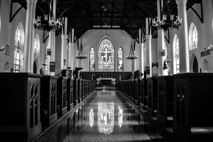 Christ Church Cathedral em bahamas