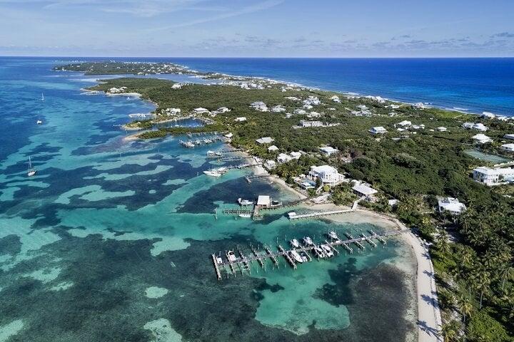 vista de bahamas