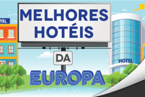 eDreams revela quais os Melhores hotéis da Europa