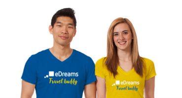 eDreams apresenta serviço de viagem inovador: Travel Buddy