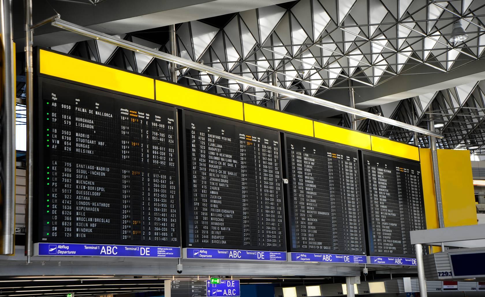 Possibilidade de nova greve de controladores aéreos em França
