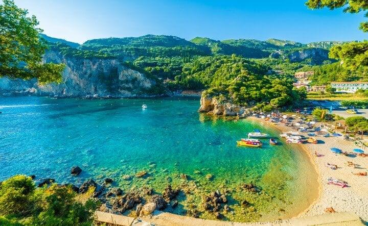 corfu ilhas gregas