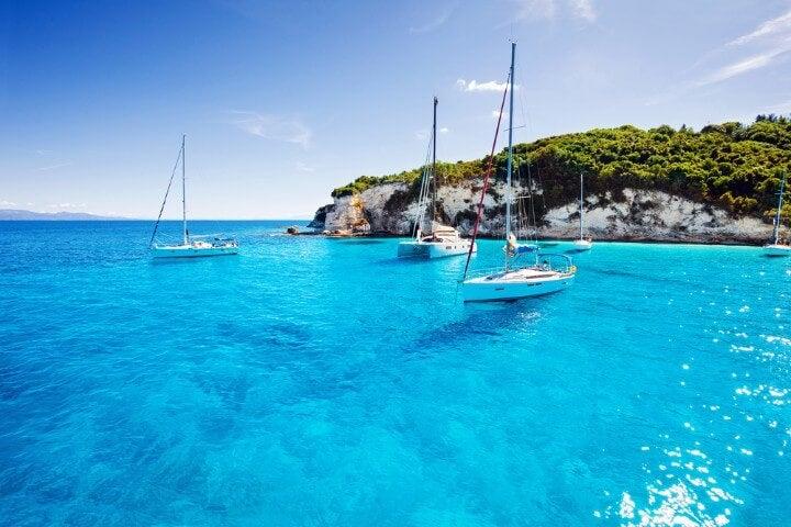 paxos ilhas gregas