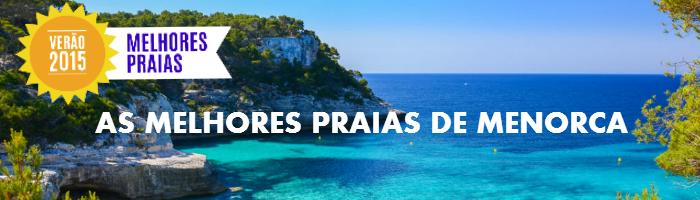 Melhores praias de Menorca