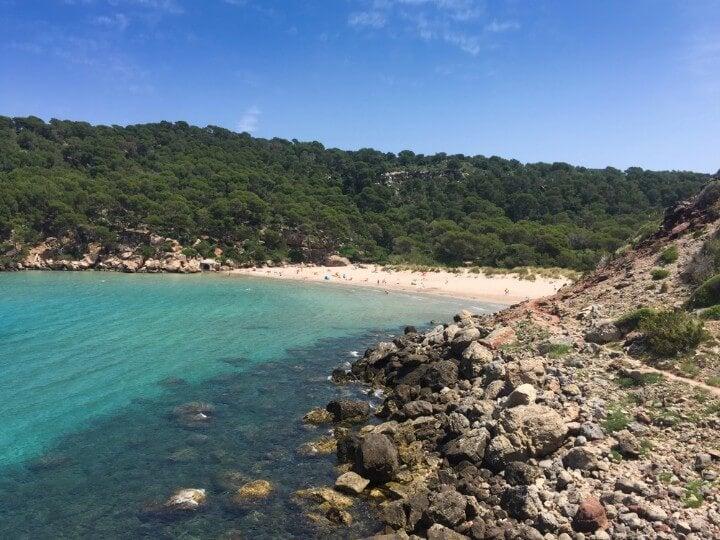 Praias de La Vall