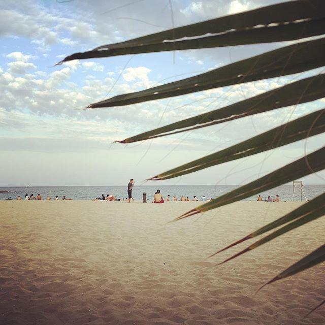 praia barcelona