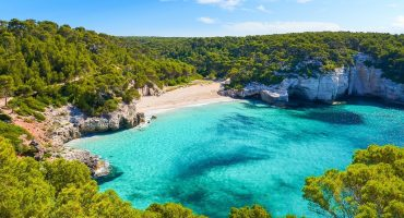 As melhores praias de Menorca