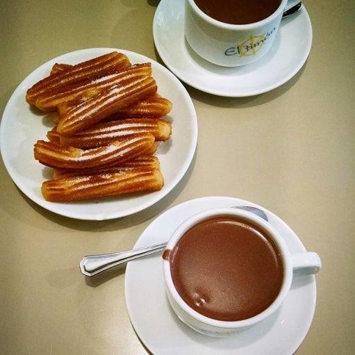 churros barcelona
